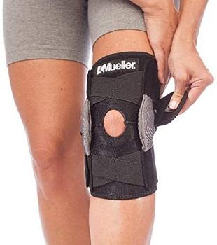 Mueller Sports Medicine Adjustable Hinged Knee Brace