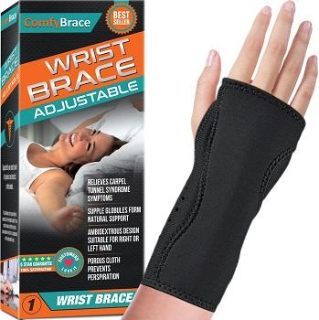 Night Wrist Sleep Support Braceby ComfyBrace