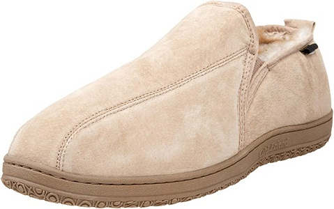 Old Friend Men's Romeo Slippers With Arch Support