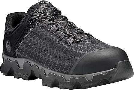 Timberland PRO Men's Power train Sport Alloy-Toe EH Industrial & Construction Shoe