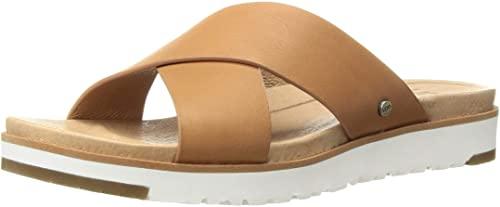 UGG Womens Kari Metallic Sandal