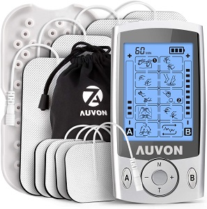 AUVON Dual Channel TENS Unit