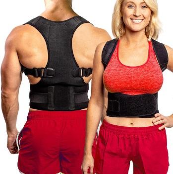 Back Brace Posture Corrector by FlexGuard Support