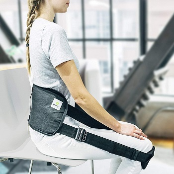 BetterBack® Correct Back Posture While Sitting