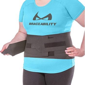 Brace Ability Plus Size Bariatric Back Brace