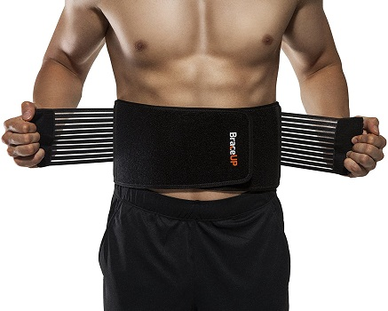 Brace Up Stabilizing Lumbar Back Brace