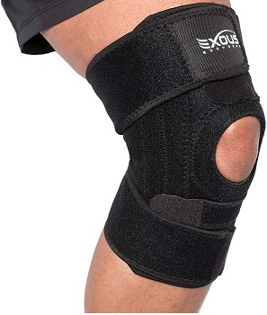 EXOUS BODY GEAR Knee Brace