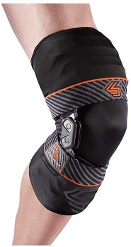 Shock Doctor Bionic Knee Brace with Compression Sleeve
