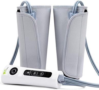 Amzdeal Leg Massager for Circulation Calf Massager