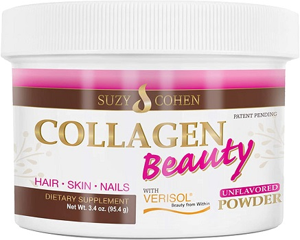 Collagen Beauty Powder By Suzy Cohen