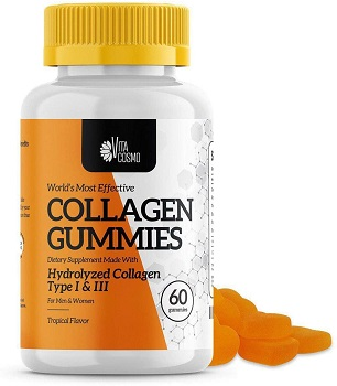 Collagen Gummies for Men & Women