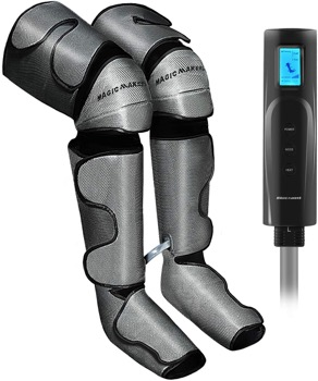 Foot and Leg Massager for Circulation by MagicMakers
