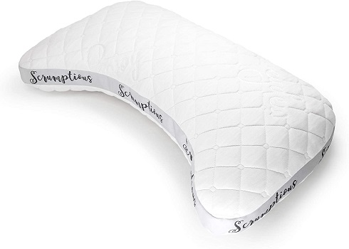 Honey Scrumptious side sleepers Pillow