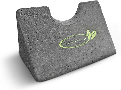 LUMIA Wellness Chiropractic Wedge Pillow