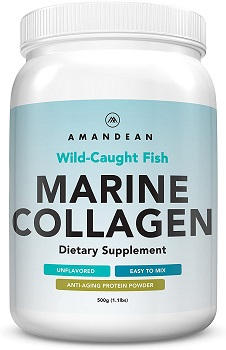 Premium Anti-Aging Marine Collagen Powder