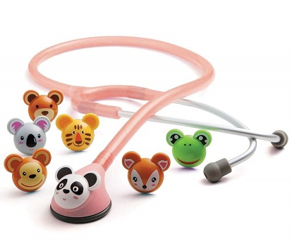 ADC AdscopeAdimals 618 Pediatric Clinician Stethoscope