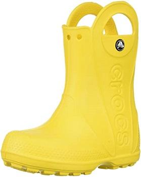 Crocs Kids' Handle It Rain Boots
