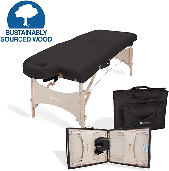 EARTHLITE Portable Massage Table HARMONY DX – Foldable