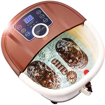 GuisseeFoot Spa Bath Massager with Heat