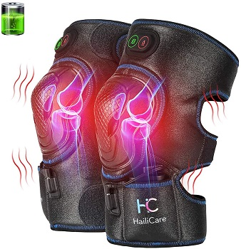 HailiCare Heated Knee Massager
