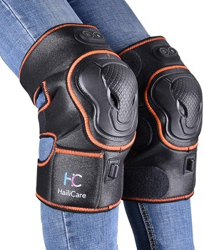 HailiCare Heated Vibration Knee Massager