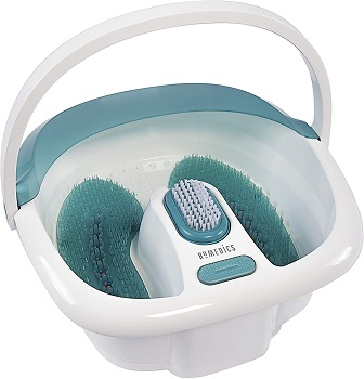 HoMedics Bubble Spa Elite Footbath