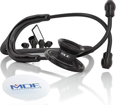 MDF Acoustica Deluxe Lightweight Dual Head StethoscopeMDF747XP-BO