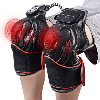 MS.DEAR Electric Knee Physiotherapy Wrap Massager
