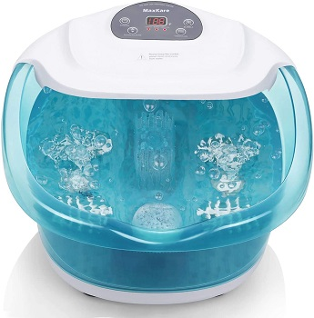 MaxKare Foot Bath Massager 3 in 1 Function