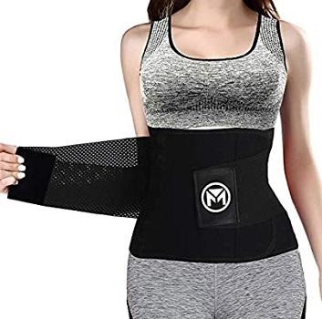 Moolida Waist Trainer Belt for Women Waist Trimmer