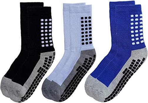 RATIVE Anti Slip Non Skid Slipper Hospital Socks
