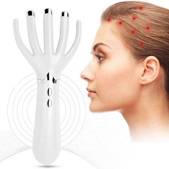 Tezam Electric Scalp Massager