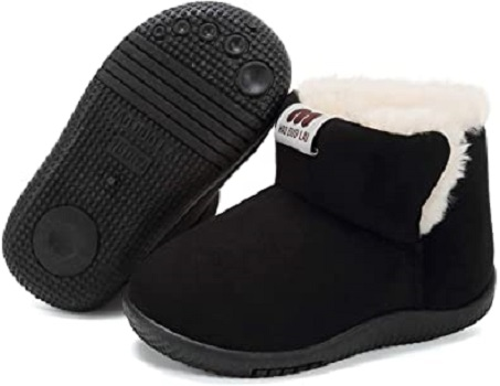 Winter Boot for Toddler Girls and Boys Little Kids by KEESKY Store
