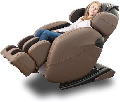 Zero Gravity Full-Body Kahuna Massage Chair Recliner