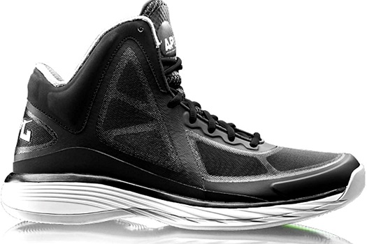 Athletic Propulsion Labs Mens Concept Black/gray Basketball Shoes
