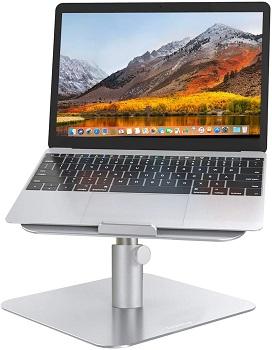 Adjustable Laptop Stand Riser Notebook Holder