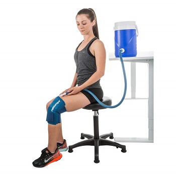 Aircast Cryo Cuff Cold Therapy Knee Solution