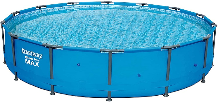 Bestway 56597E Pro MAX Permanent Above Ground Pool