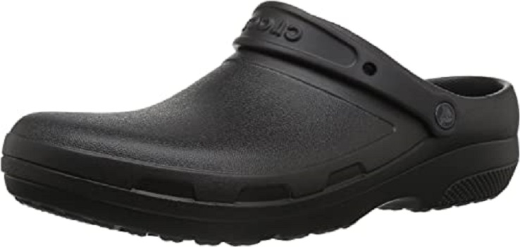 Crocs Specialist Ii Clog, Comfortable Work, Nursing or Chef Shoe
