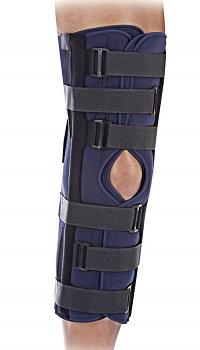 FitPro adjustable post-op knee immobilizer