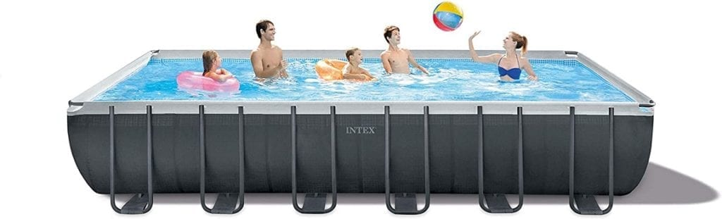 Intex 26367EH Ultra XTR Set Best Permanent Above Ground Pool