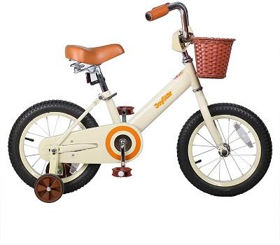 JOYSTAR Vintage 12 & 14 & 16 Inch Kids Bike