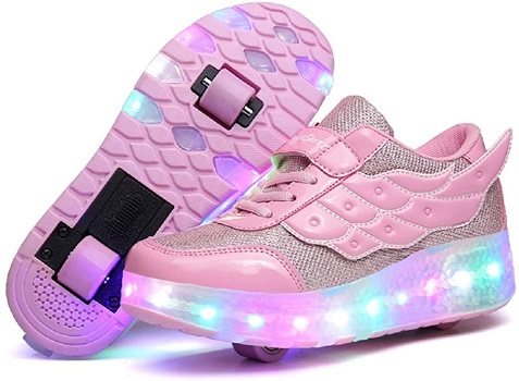 Nsasy Kids Roller Shoes