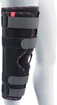 ORTONYX Tri Panel Knee Immobilizer Full Leg Brace