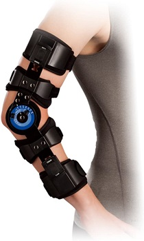 Orthomen Hinged ROM Elbow Brace