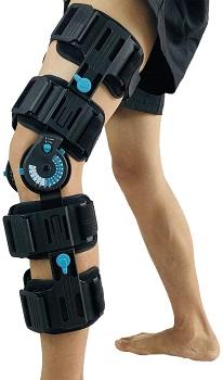 Orthomon Hinged Post Op Knee Brace