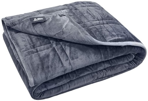 Pine and River Ultra Plush Weighted Blanket -Great for Winter