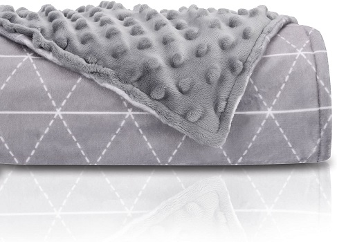 Rocabi Luxury Weighted Blanket Adult Queen Size Set