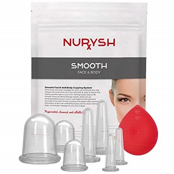 SMOOTH by Nurysh Face & Body Cupping Therapy Set by the Nurysh Store