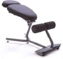 Sit/ stand kneeling chair